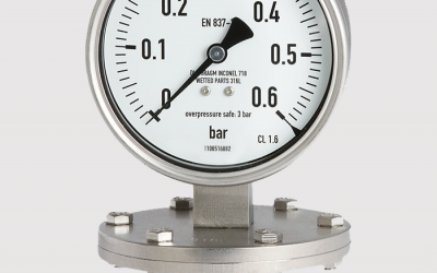 Things you need to know about Diaphragm pressure gauges