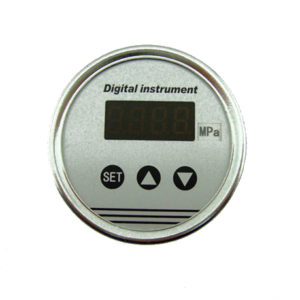 ESG102 Digital Display Pressure Gauge - v2.2