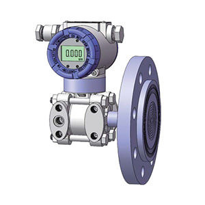 EST4300 Differential Pressure Level Transmitter