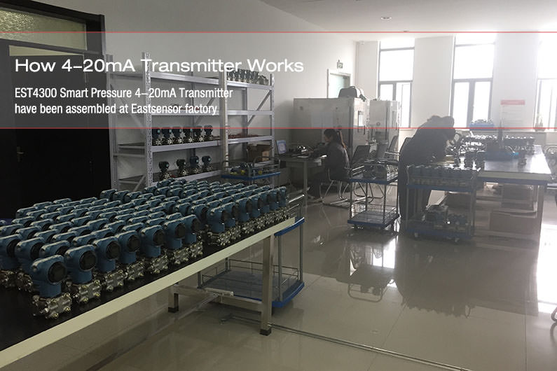 How 4-20mA Transmitter Works