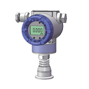 EST4300T Smart In-Line Pressure Transmitter-Hygienic Tri-Clamp Type Eastsensor-00_1