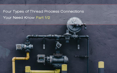 Four Types of Thread Process Connections Your Need Know – Part 1/2