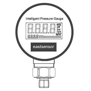Pressure Transducers digital gauge